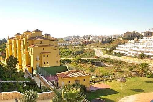 Малага испания жильё